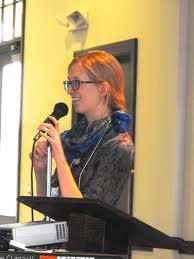 Editor Sarah Dotts Barley