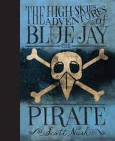 Blue Jay the Pirate cover